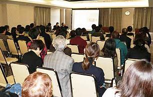 2019 年11月30日に開催された「道しるべの会 30周年記念交流会」